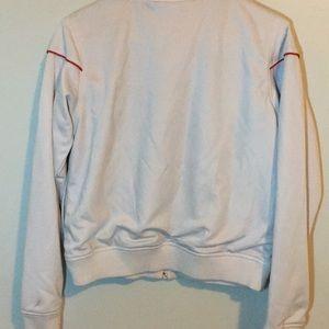 adidas Jackets & Coats - Women's adidas track jacket white size small